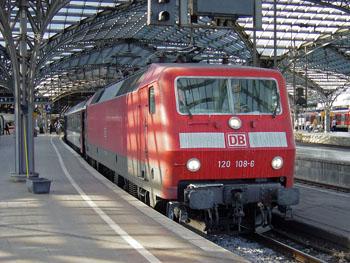 Köln Hauptbahnhof.