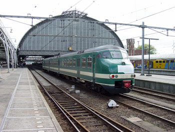 Amsterdam CS.