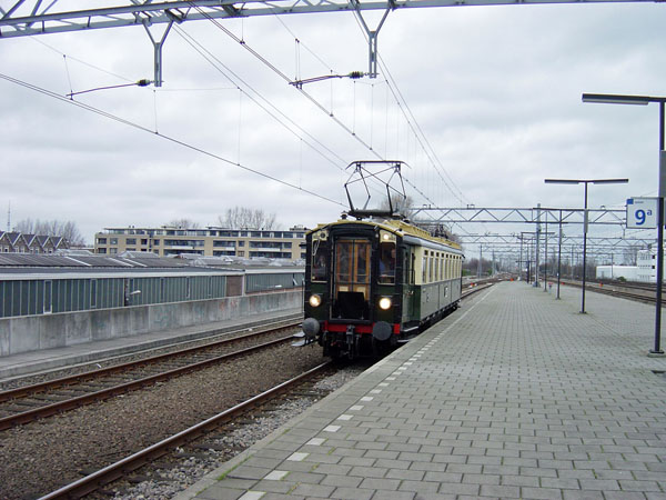 Leiden Centraal.