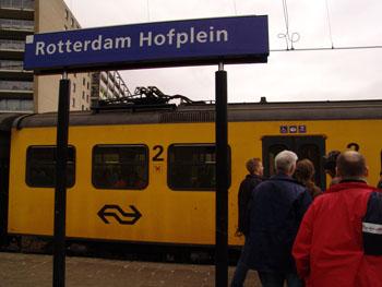 Rotterdam Hofplein.